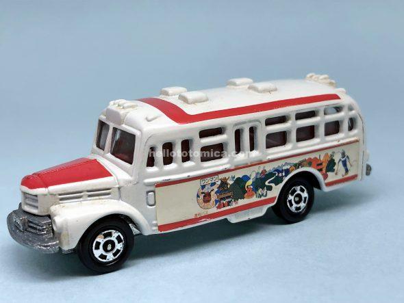 6-2 いすゞ ボンネットバス BX はるてんのトミカ