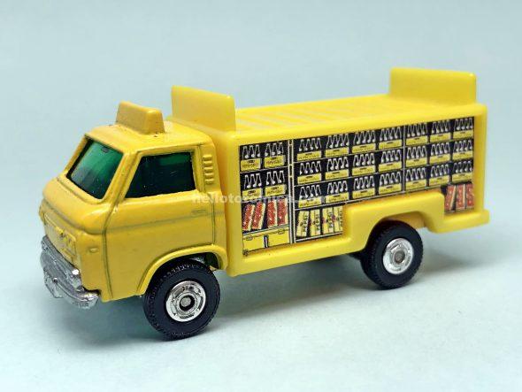 87-1 ニッサン キャブオール ルートトラック はるてんのトミカ