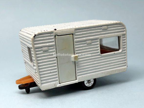 65-1 フランスベッド キャンピングカー はるてんのトミカ