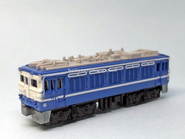 34-2 ED-75形 電気機関車 はるてんのトミカ