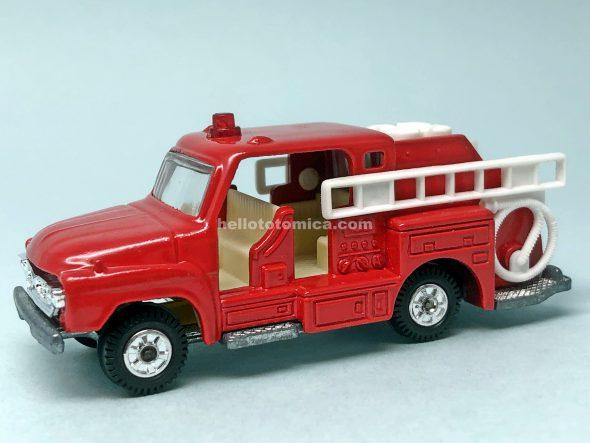 68-1 いすゞ ポンプ消防車 はるてんのトミカ