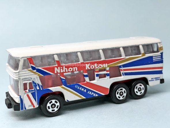 F37-2 ネオプランバス スカイライナー 日本交通バス はるてんのトミカ