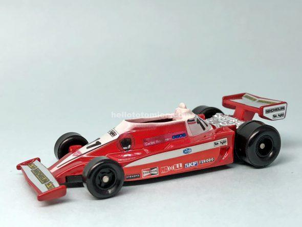 F59-1 フェラーリ 312T3 はるてんのトミカ