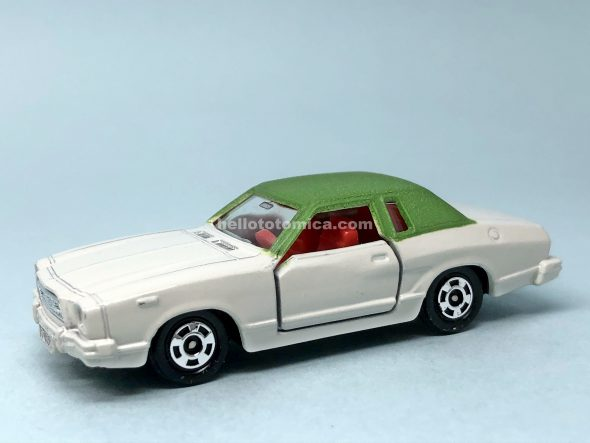 F38-1 FORD MUSTANG II GHIA はるてんのトミカ