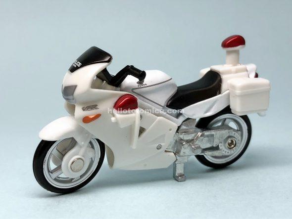 4-7 Honda VFR 白バイ はるてんのトミカ