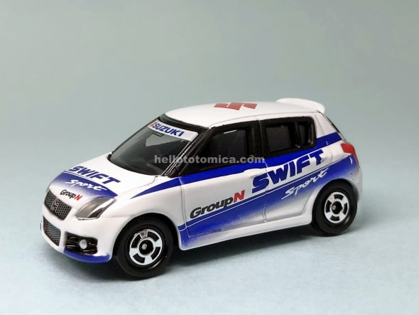 16-5 SUZUKI SWIFT Sport RARRYCUP CAR はるてんのトミカ