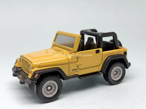 18-7 Jeep WRANGLER はるてんのトミカ