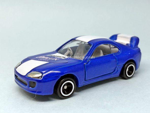 33-6 トヨタ スープラ RZ トミカ組立工場 アムラックスバージョン はるてんのトミカ