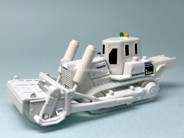 14-5 KOMATSU ANTI-PERSONNEL LANDMINE DEMINING EQUIPMENT はるてんのトミカ