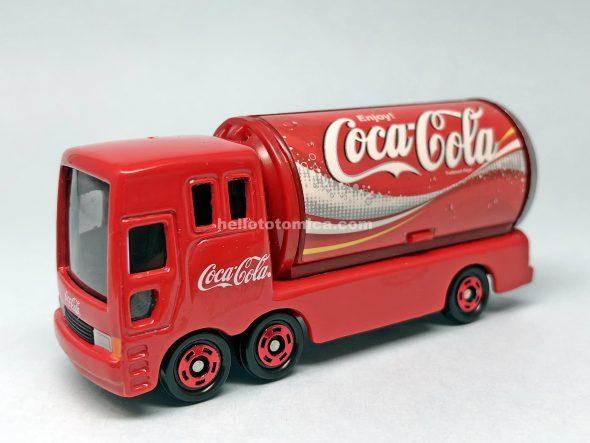 37-4 コカ・コーラ イベントカー はるてんのトミカ