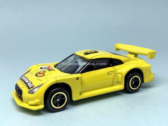 50-7 日産 GT-R レーシングカー はるてんのトミカ