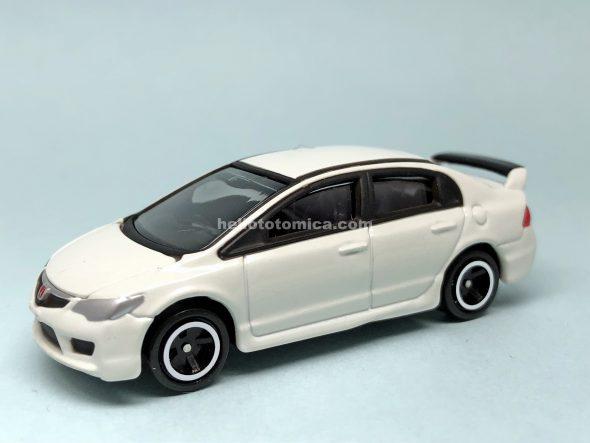 54-9 Honda CIVIC TYPE R はるてんのトミカ