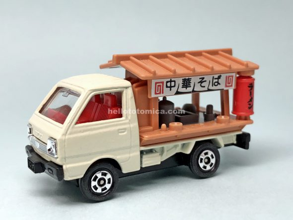45-3 SUZUKI CARRY CHINESE NOODLE VENDER はるてんのトミカ