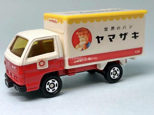 49-7 ヤマザキ・パントラック はるてんのトミカ
