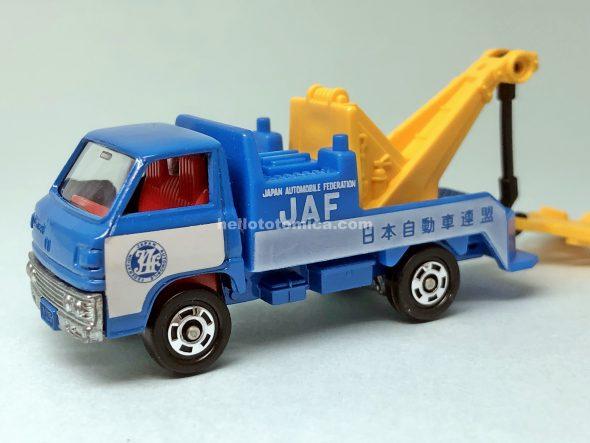 77-5 三菱 キャンター レッカー車 はるてんのトミカ