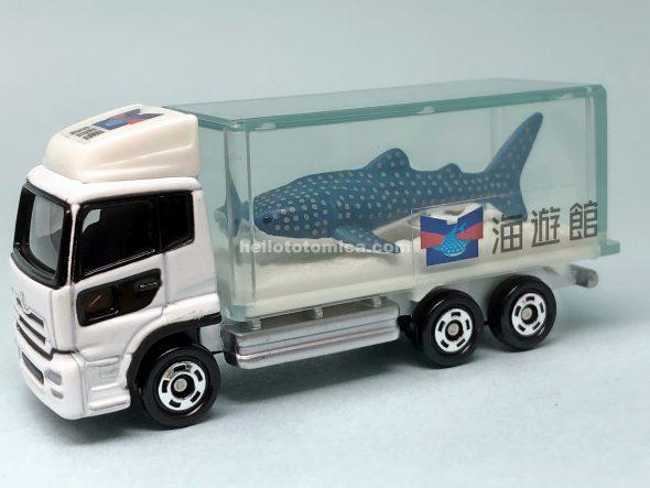 69-6 水族館トラック(サメ) はるてんのトミカ