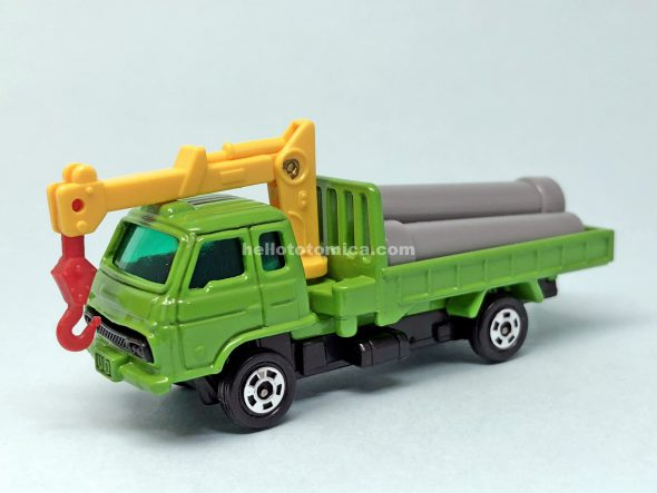 80-3 UDコンドル クレーン付カーゴトラック はるてんのトミカ