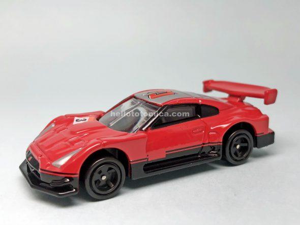 50-8 ハセミ トミカ エブロ GT-R 2009 セパン仕様 はるてんのトミカ