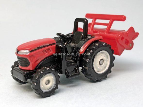 52-4 ヤンマー トラクター エコトラEG300シリーズ はるてんのトミカ