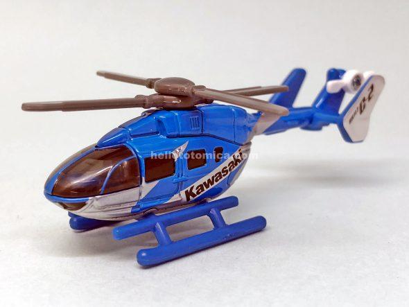24-8 川崎重工業 BK117 C-2 ヘリコプター はるてんのトミカ