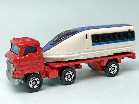 97-4 新幹線トレーラー はるてんのトミカ