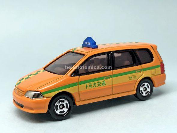 101-4 ホンダ オデッセイ ワゴン タクシー はるてんのトミカ