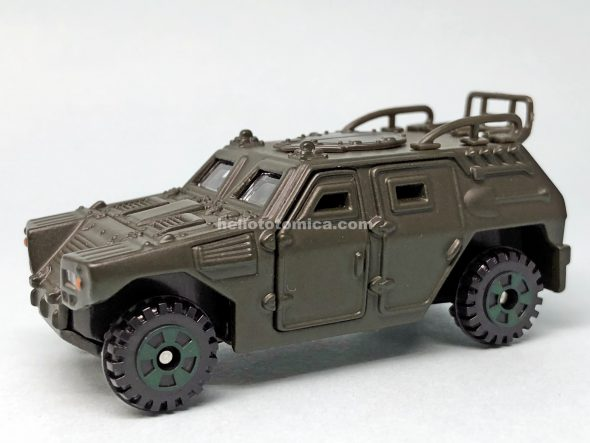 114-3 JSDF LIGHT ARMOURED VEHICLE はるてんのトミカ