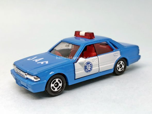 107-3 NISSAN CEDRIC ROAD SERVICE CAR はるてんのトミカ