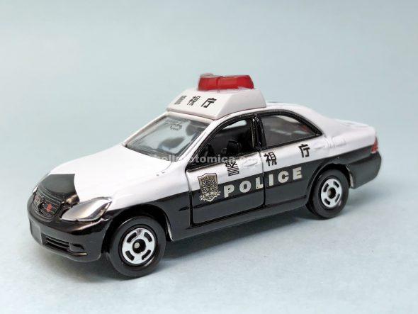 110-5 トヨタ クラウン パトロールカー はるてんのトミカ