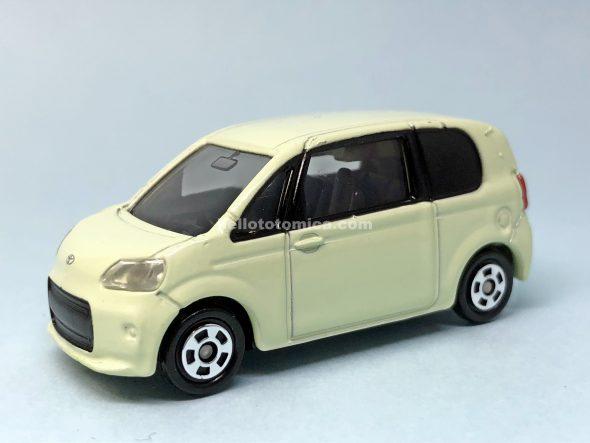 12-6 Toyota PORTE はるてんのトミカ