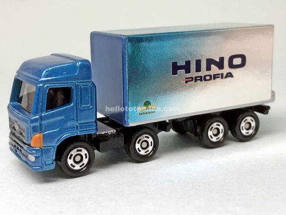 77-6 HINO PROFIA はるてんのトミカ