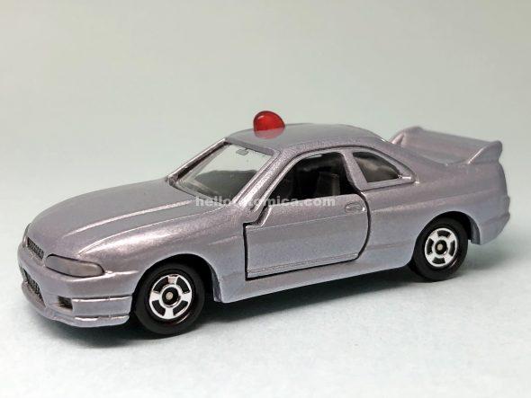 85-3 スカイライン GT-R 捜査用パトロールカー はるてんのトミカ