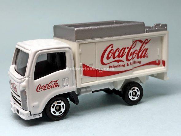 105-5 コカ・コーラ ルートトラック はるてんのトミカ