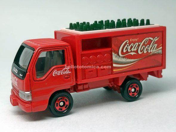 105-4 コカコーラ ルートトラック はるてんのトミカ