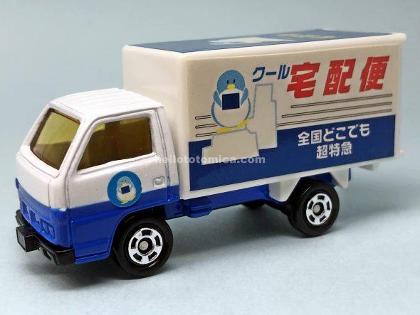 98-3 いすゞエルフ パネルトラック はるてんのトミカ
