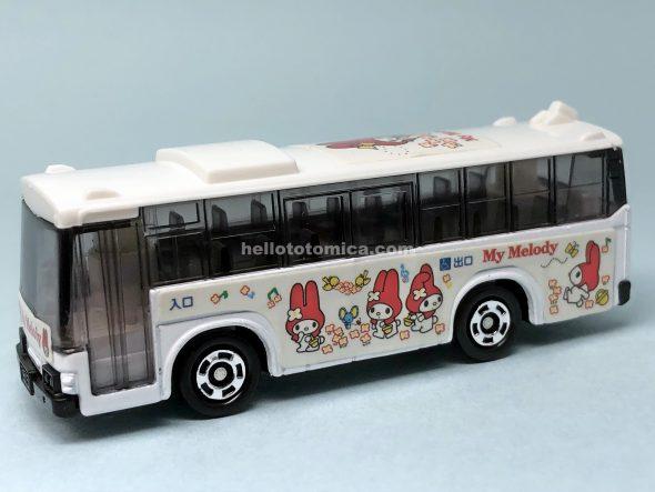93-4 マイメロディ 路線バス はるてんのトミカ