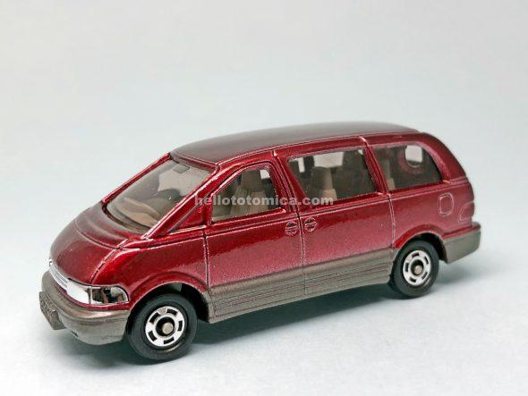 99-4 トヨタ エスティマ はるてんのトミカ