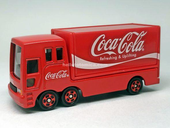 37-5 コカ・コーラ イベントカー はるてんのトミカ