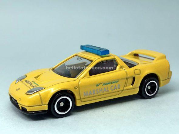 81-3 NSX マーシャルカー(鈴鹿サーキット オリジナル) はるてんのトミカ