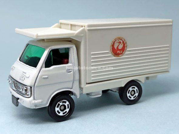 97-1 ISUZU AIRPORT FOOD TRUCK はるてんのトミカ