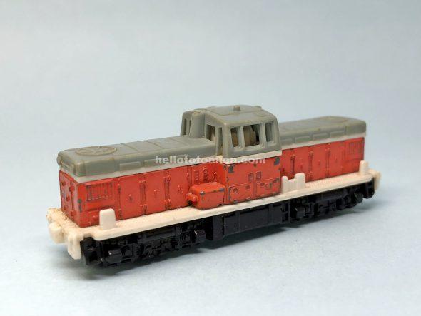 17-3 DD13形 ディーゼル機関車 はるてんのトミカ