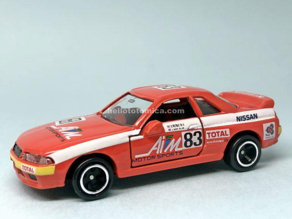 20-6 スカイライン GT-R R32 A.I.M. はるてんのトミカ