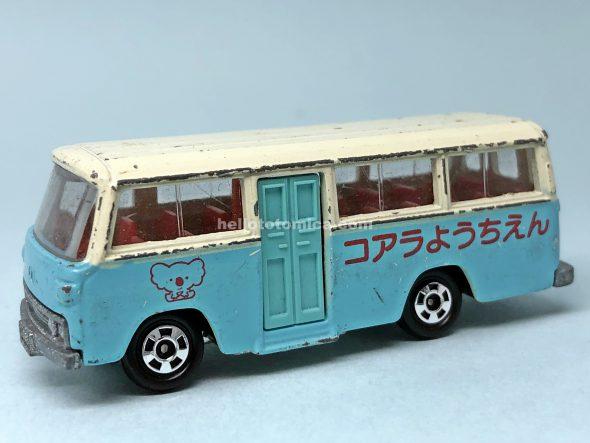 60-2 三菱ローザ 幼稚園バス はるてんのトミカ