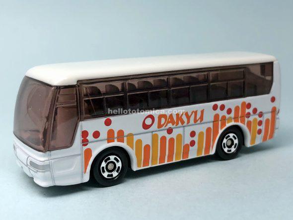 1-4 三菱ふそう エアロクイーン 小田急バス はるてんのトミカ