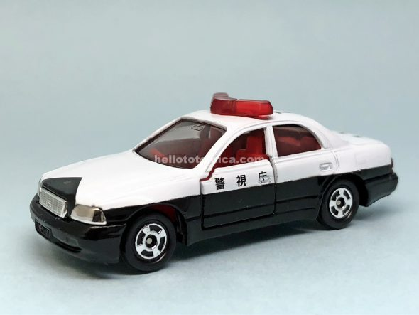 55-6 TOYOTA CROWN MAJESTA PATROL CAR はるてんのトミカ
