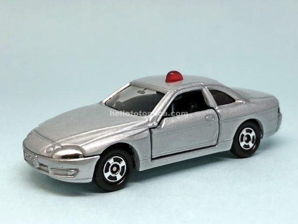 5-3 トヨタ ソアラ 捜査用パトカー はるてんのトミカ