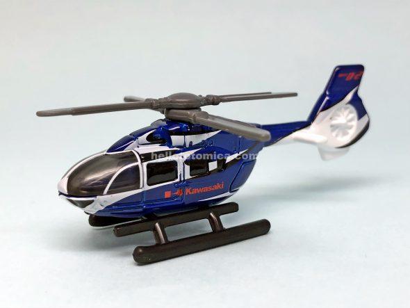 104-7 BK117 D-2 ヘリコプター はるてんのトミカ