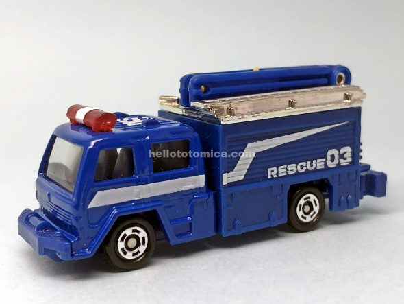 13-7 RESCUE WORK CAR はるてんのトミカ