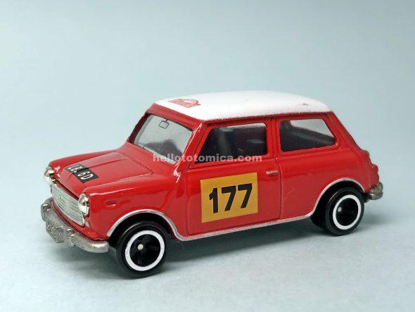 88-2 Mini Cooper 1275S MK-I はるてんのトミカ