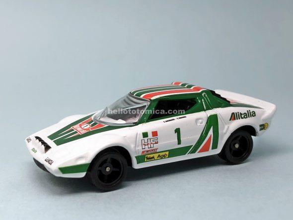 F19-2 Lancia Stratos はるてんのトミカ